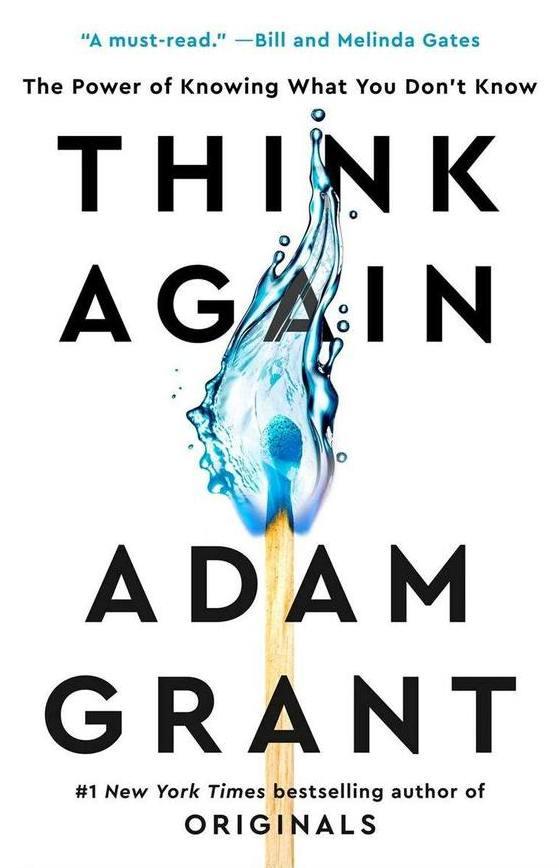 敦煌書局-Think Again